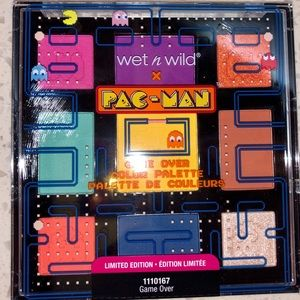Wet n wild Pac-Man eyeshadow palette